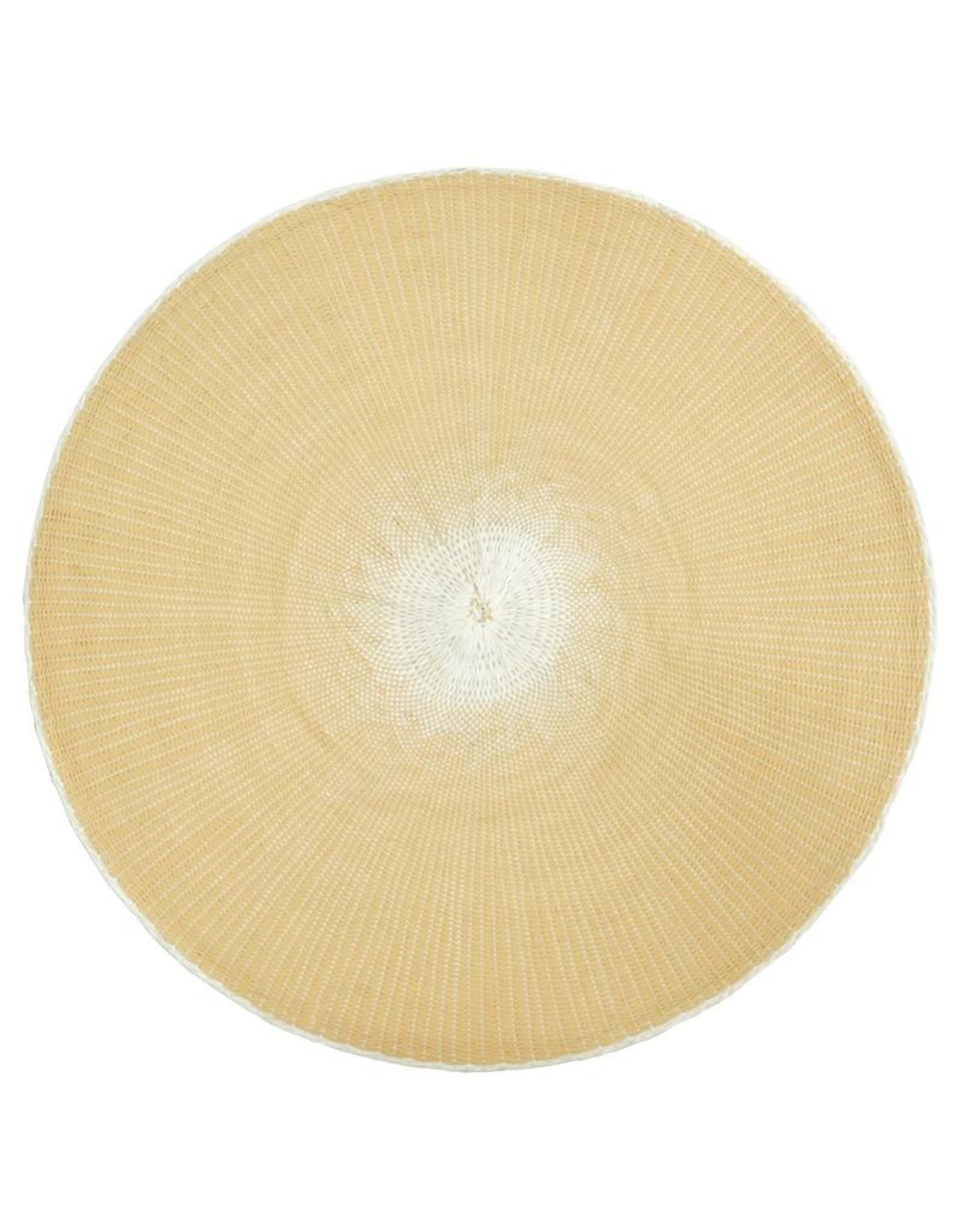Indaba Willa Placemat - Off White