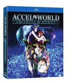 Viz Media Accel World Infinite Burst Blu-Ray