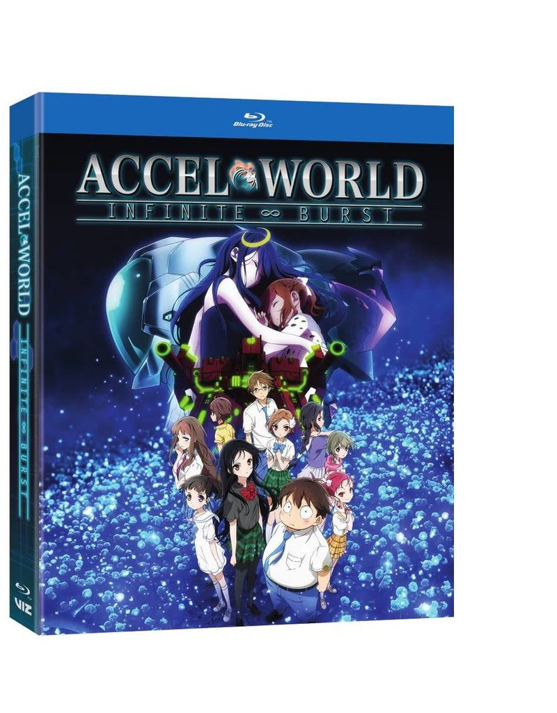 Viz Media Accel World Infinite Burst Blu-Ray