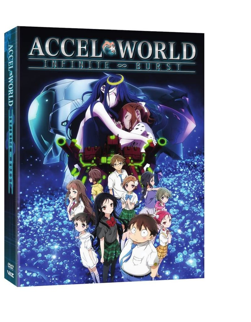Viz Media Accel World Infinite Burst DVD