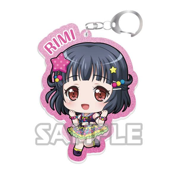Bushiroad BanG Dream! Kiratto Acrylic Keychain (Poppin' Party)