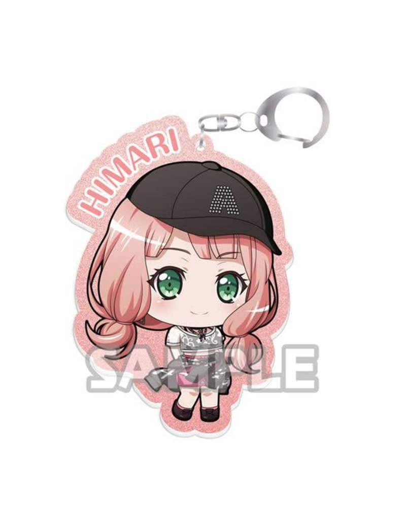 Bushiroad BanG Dream! Kiratto Acrylic Keychain (Afterglow)