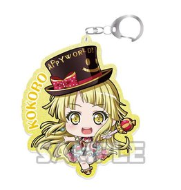 Bushiroad BanG Dream! Kiratto Acrylic Keychain (Hello,Happy World)