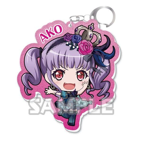 Bushiroad BanG Dream! Kiratto Acrylic Keychain (Roselia)