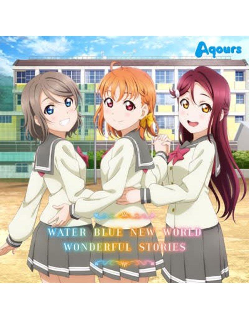 Love Live! Sunshine!! Water Blue New World/Wonderful Stories Single