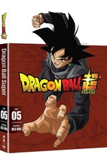Funimation Entertainment Dragon Ball Super Part 5 DVD