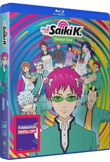 Funimation Entertainment Disastrous Life Of Saiki K, The Season 1 Blu-Ray*