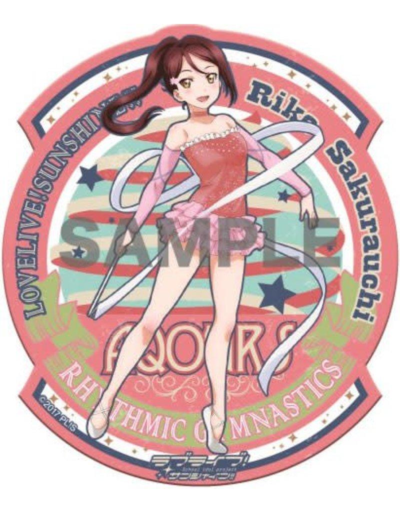Ensky Love Live! Sunshine!! Aqours Sports Travel Sticker