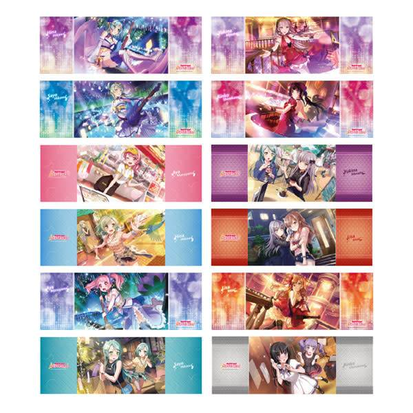 Bushiroad BanG Dream! Girls Band Party Premium Long Poster Vol. 5 Full Box