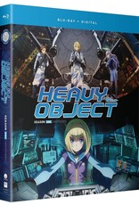 Funimation Entertainment Heavy Object Season 1 Blu-Ray*