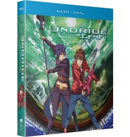 Funimation Entertainment Endride Complete Series Blu-Ray*