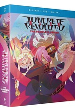 Funimation Entertainment Concrete Revolutio Blu-Ray/DVD