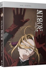 Funimation Entertainment Witch Hunter Robin Complete Series DVD