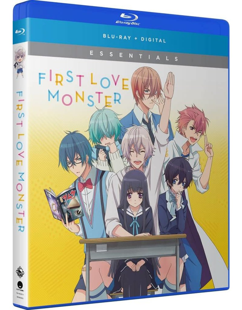 Funimation Entertainment First Love Monster Essentials Blu-Ray