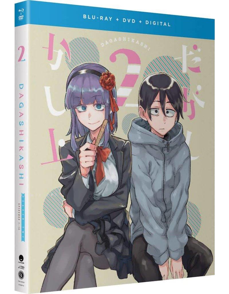 Funimation Entertainment Dagashi Kashi Season 2 Blu-Ray/DVD*