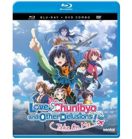 Sentai Filmworks Love, Chunibyo and Other Delusions Movie Take on Me Blu-Ray/DVD