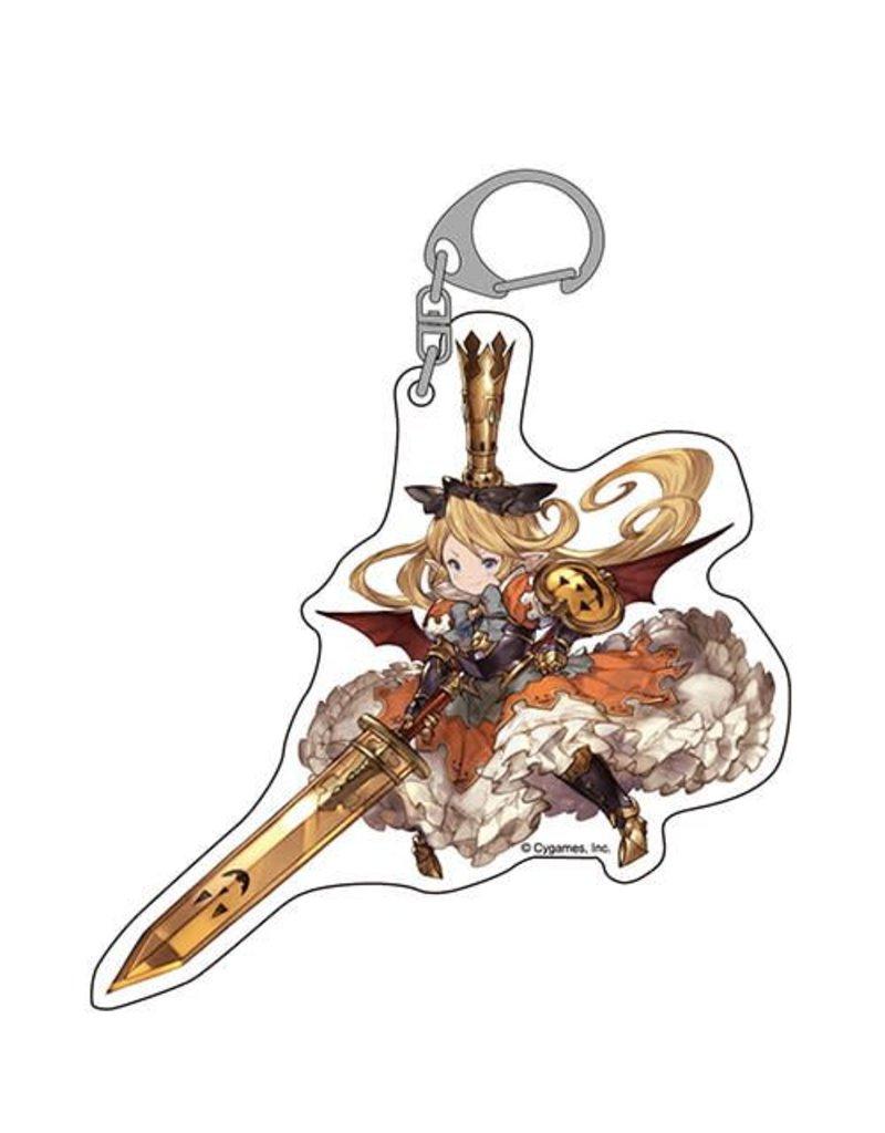 Cospa Granblue Fantasy Halloween Big Acrylic Keychain Charlotta