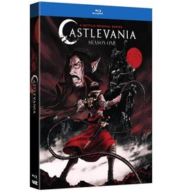 Viz Media Castlevania Season 1 Blu-Ray