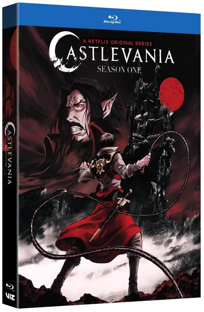 Viz Media Castlevania Season 1 Blu-Ray