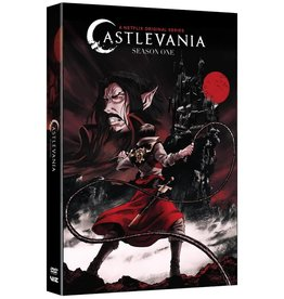 Viz Media Castlevania Season 1 DVD
