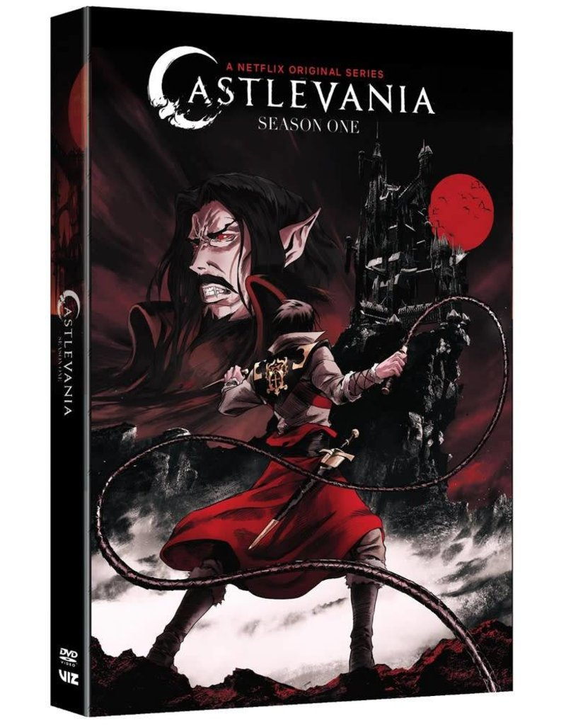 Viz Media Castlevania Season 1 DVD