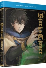 Funimation Entertainment Black Clover Season 1 Part 2 Blu-Ray/DVD*