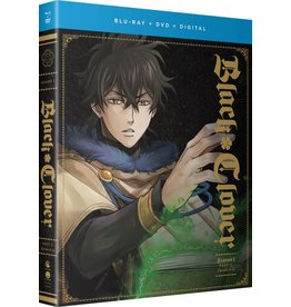 Funimation Entertainment Black Clover Season 1 Part 2 Blu-Ray/DVD