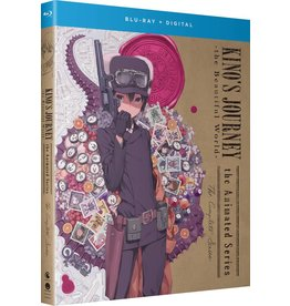 Funimation Entertainment Kino's Journey The Beautiful World Blu-Ray