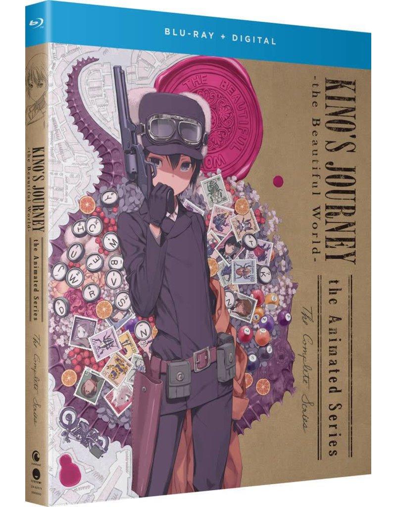 Funimation Entertainment Kino's Journey The Beautiful World Blu-Ray*