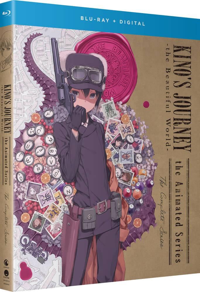 Funimation Entertainment Kino's Journey The Beautiful World Blu-Ray