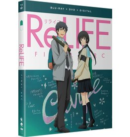 Funimation Entertainment ReLIFE Final Arc Blu-Ray/DVD