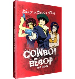 Funimation Entertainment Cowboy Bebop The Movie Knocking On Heaven's Door Steelbook Blu-Ray