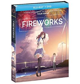 GKids/New Video Group/Eleven Arts Fireworks Blu-ray/DVD