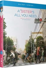 Funimation Entertainment A Sister's All You Need Blu-Ray