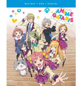 Funimation Entertainment Anime-Gataris Blu-Ray