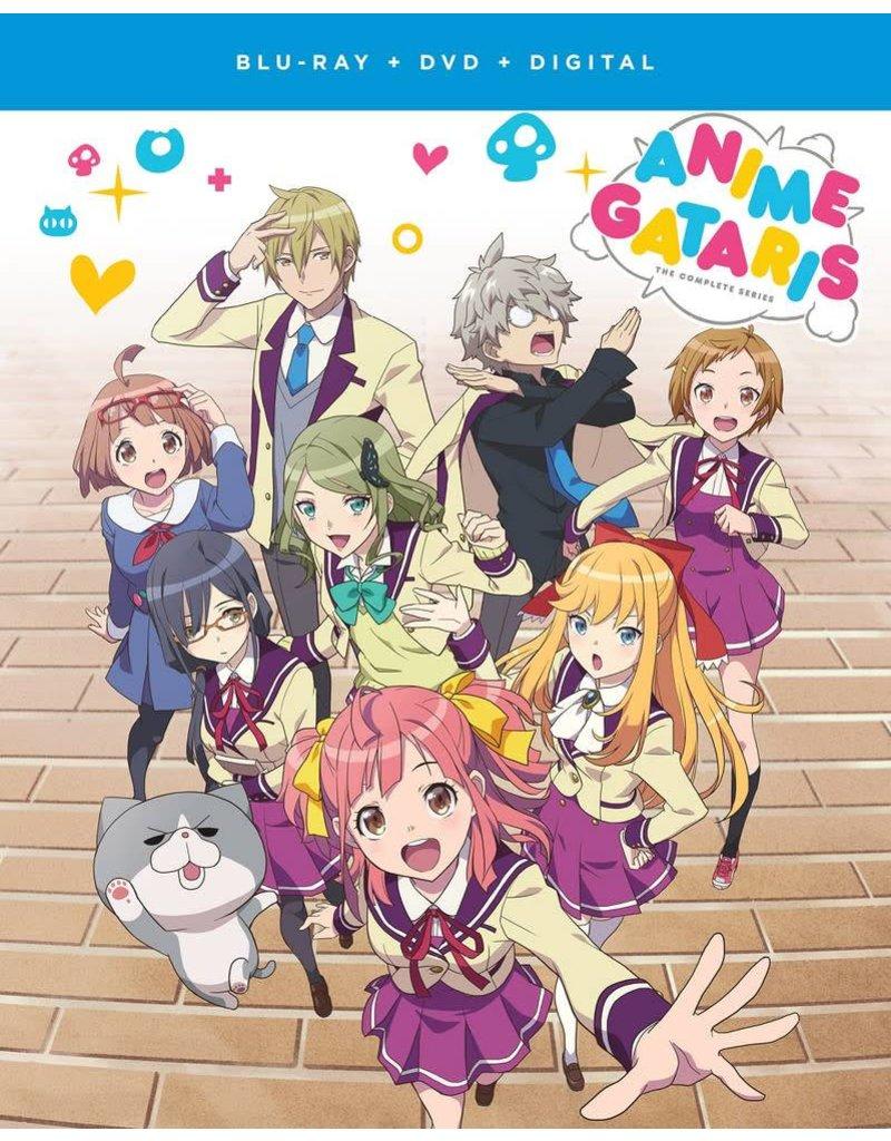 Funimation Entertainment Anime-Gataris Blu-Ray*
