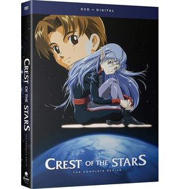 Funimation Entertainment Crest of the Stars DVD
