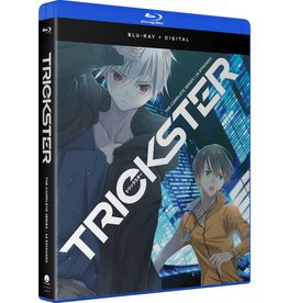 Funimation Entertainment Trickster Complete Series Blu-Ray