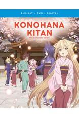 Funimation Entertainment Konohana Kitan Blu-Ray/DVD
