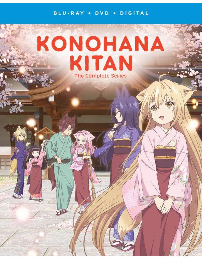 Funimation Entertainment Konohana Kitan Blu-Ray/DVD*
