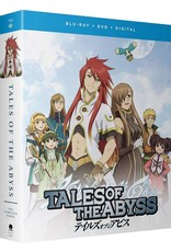 Funimation Entertainment Tales Of The Abyss Complete Series Blu-Ray/DVD