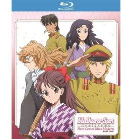 Eleven Arts Haikara-San Here Comes Miss Modern Part 1 Blu-Ray
