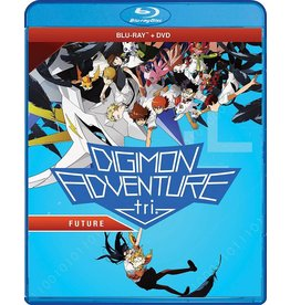 GKids/New Video Group/Eleven Arts Digimon Adventure tri Future Blu-Ray/DVD