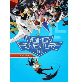 GKids/New Video Group/Eleven Arts Digimon Adventure tri Future DVD