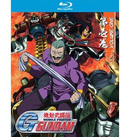 Nozomi Ent/Lucky Penny Mobile Fighter G Gundam Collection 1 Blu-Ray