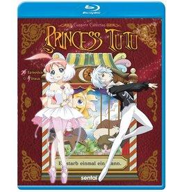 Sentai Filmworks Princess Tutu Blu-Ray