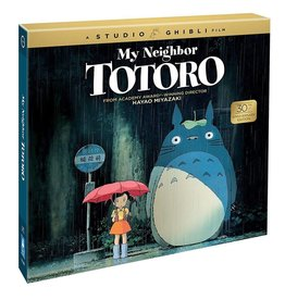 GKids/New Video Group/Eleven Arts My Neighbor Totoro: 30th Anniversary Edition Blu-Ray