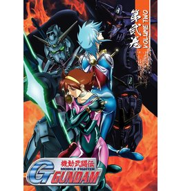 Nozomi Ent/Lucky Penny Mobile Fighter G Gundam Collection 2 DVD