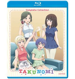 Sentai Filmworks Takunomi Blu-Ray