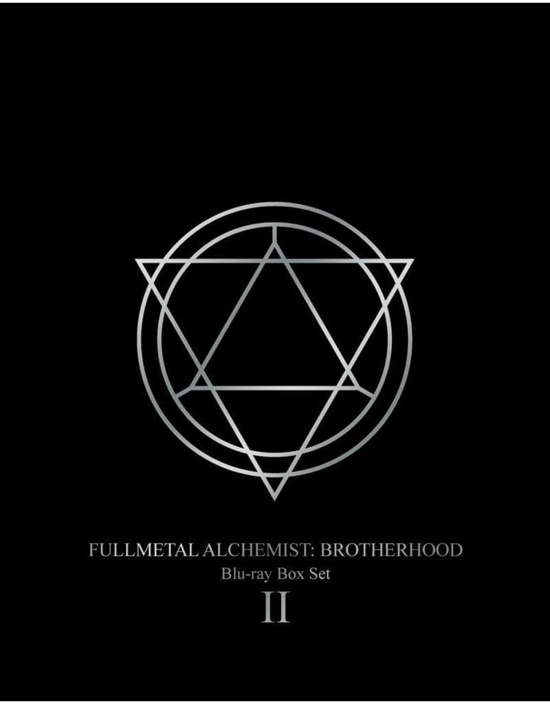Aniplex of America Inc Fullmetal Alchemist Brotherhood Box Set 2 Blu-Ray